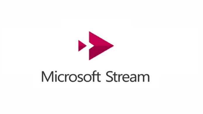 Microsoft Stream is an Enterprise Video service where people in your organization can upload, view, and share videos securely